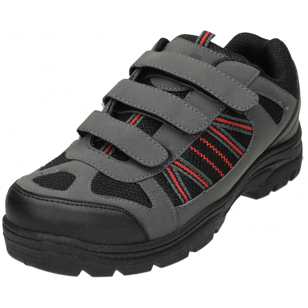 Velcro Hiking Shoes For Mens