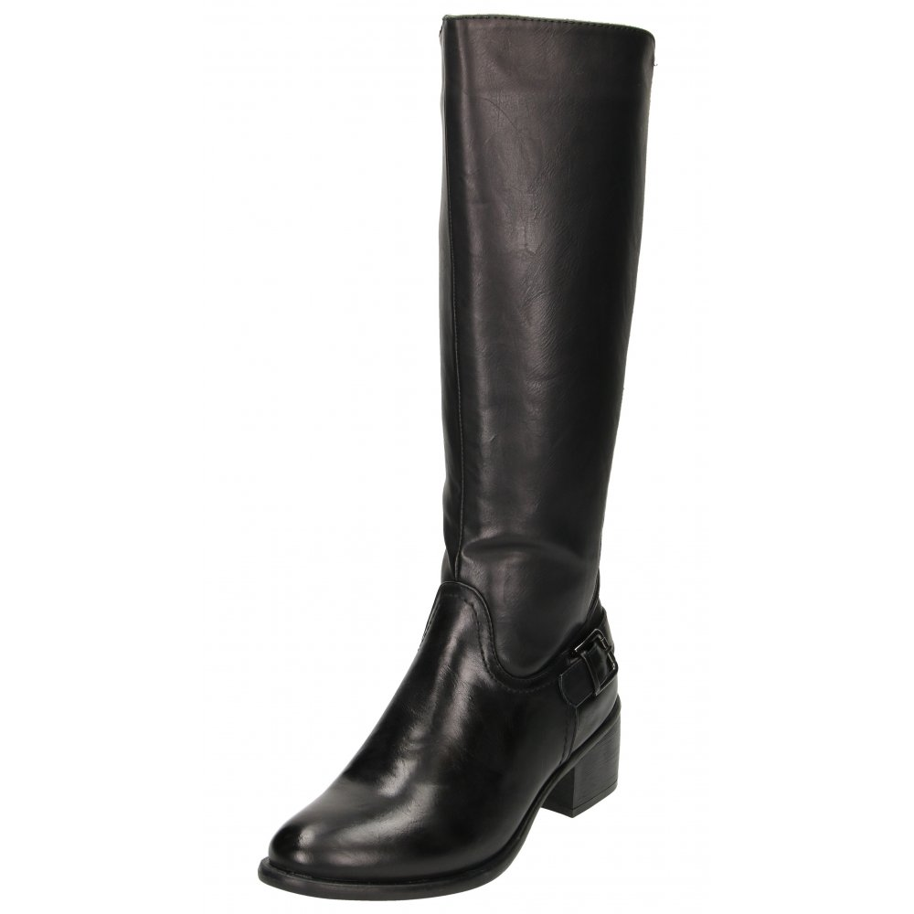Claudia Ghizzani Stretchy Knee High Mid