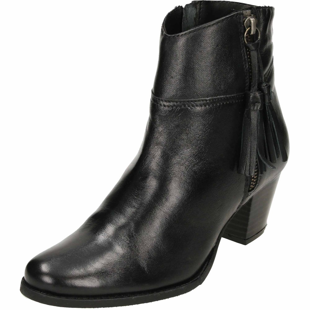 boots mephisto in comforter black boot ankle women leather womens s image fabiana macsamillion comfort foot foundation by