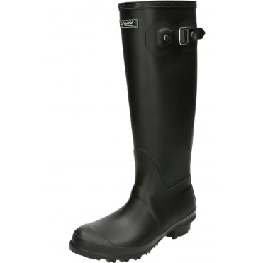 Sandringham Rubber Waterproof Tall Wellington Boots