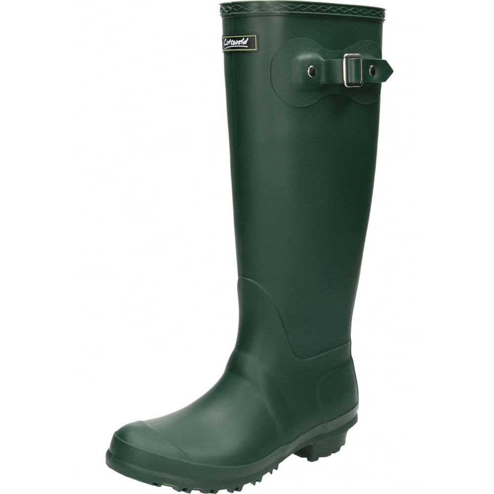 7540890c6 Cotswold Sandringham Rubber Waterproof Tall Wellington Boots - Ladies  Footwear from Jenny-Wren Footwear UK