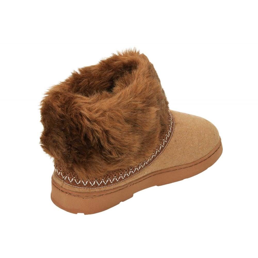Bedroom Athletics Cole Luxury Slipper Boots