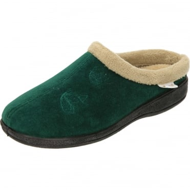 Slip On Fleece Lined Slippers Mules Clogs