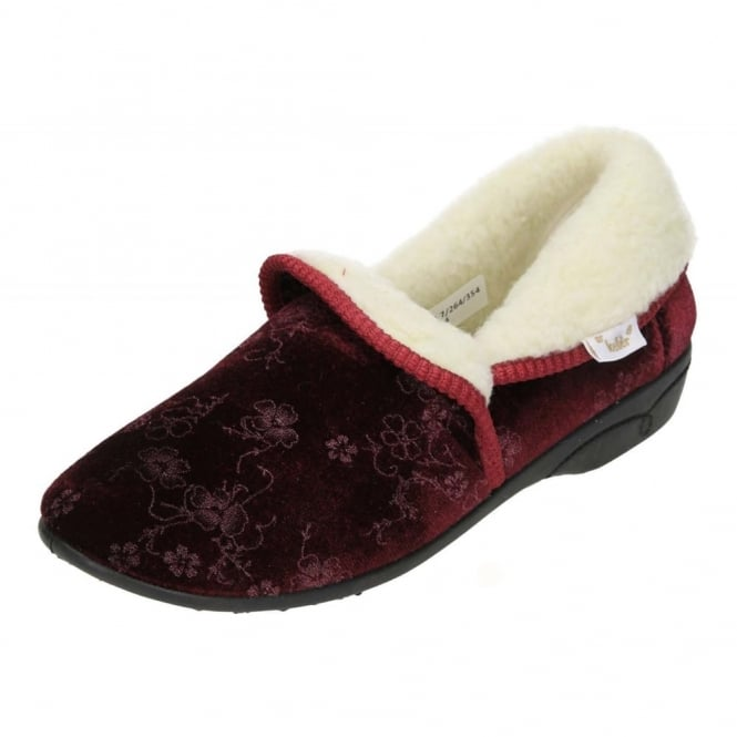 Dr Keller Warm Fur Lined Slippers Orthopedic Boots