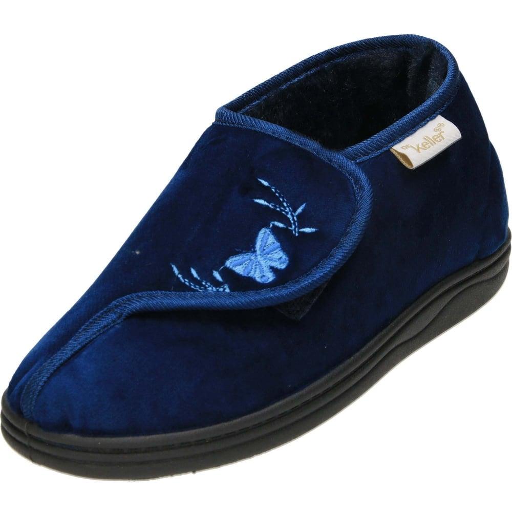 71b47dbc73b Dr Keller Warm Lined Full Slipper Boots - Ladies Footwear from Jenny ...