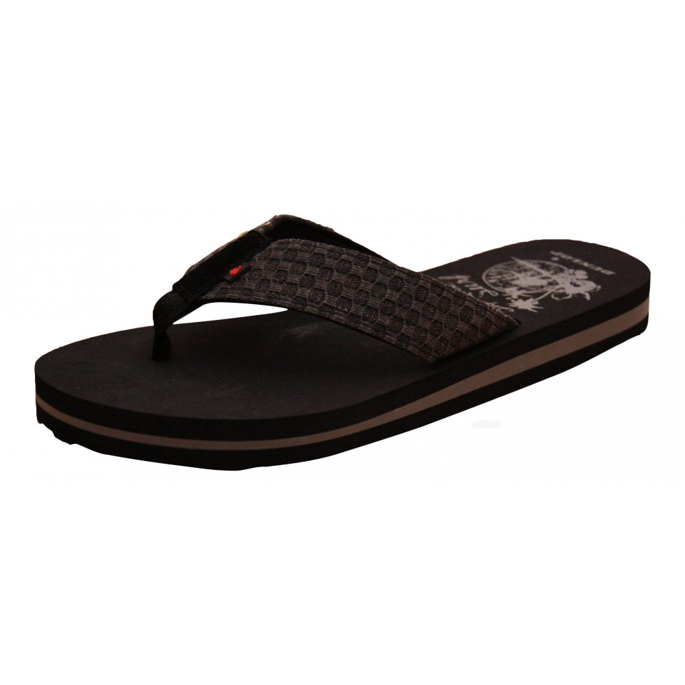 6ef4ce9de190 Dunlop Mens Toe Post Flip Flops Summer Sandals Mules - Men s Footwear from  Jenny-Wren Footwear UK