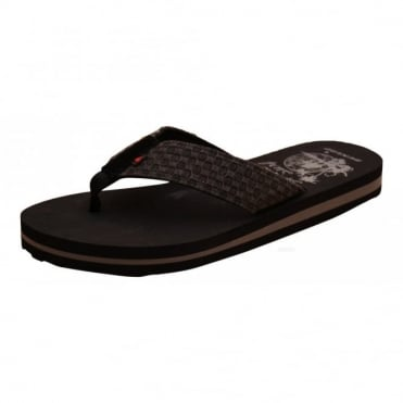 Mens Toe Post Flip Flops Summer Sandals Mules