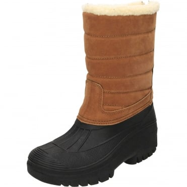 Active Insulated Mucker Wellington Boots