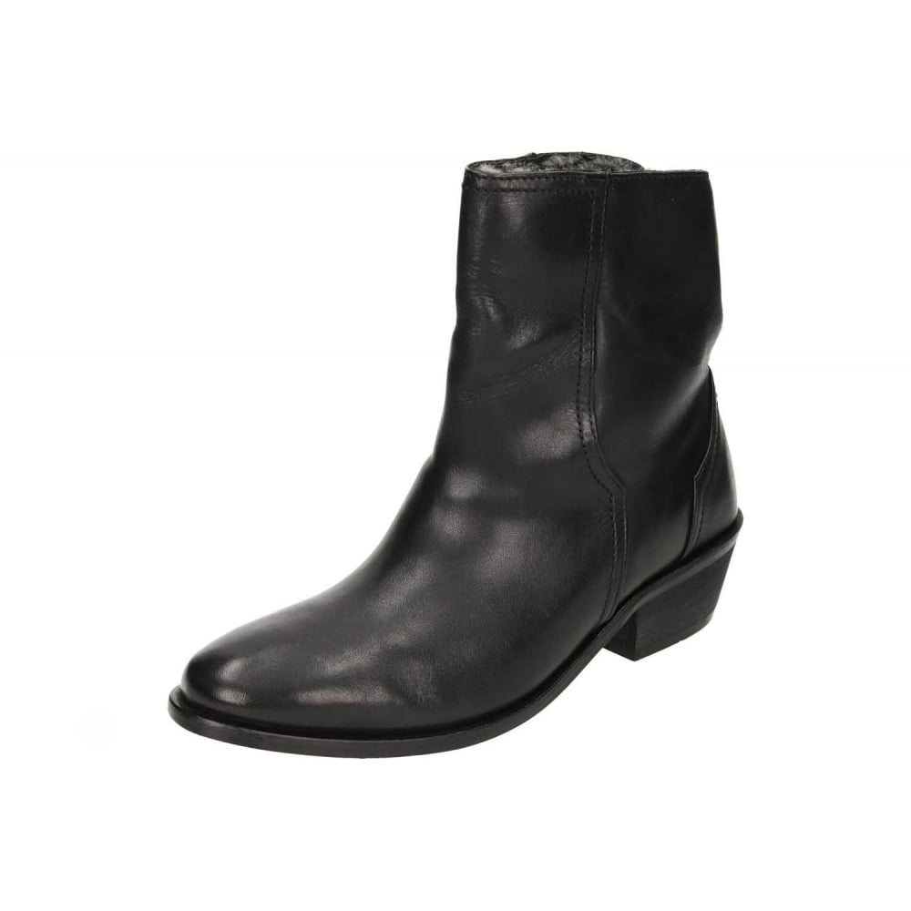 fefff240d35d Hudson Leather Mid Heel Warm Cowboy Trouser Ankle Boots - Ladies Footwear  from Jenny-Wren Footwear UK