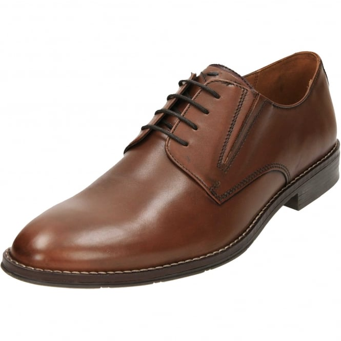 Hush Puppies Bo Bronson Leather Lace Up Formal Shoes