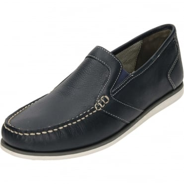 Jay Portland Moccasin Leather Casual Shoes