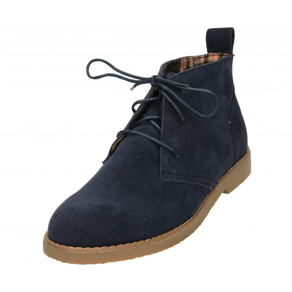jwf faux suede lace up desert ankle boots casual retro