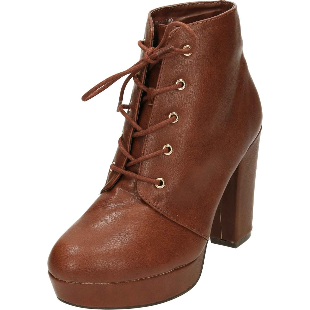 lace up platform ankle boots for cheap