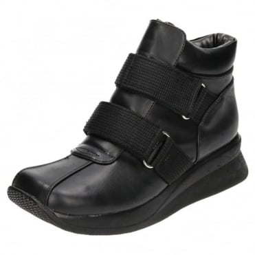 Wedge Platform Flat Lightweight Ankle Boots CLEARANCE