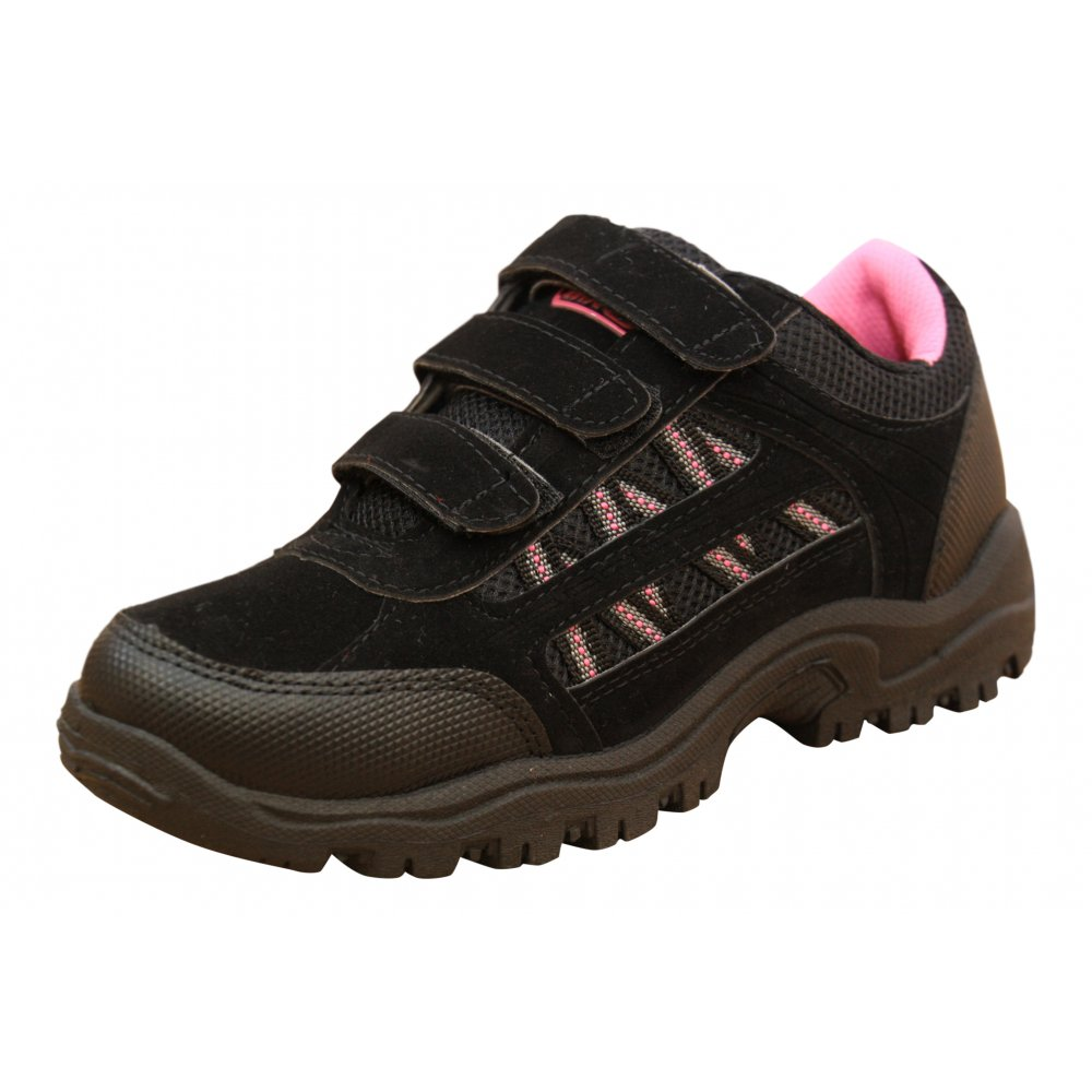 Mx2 Ladies Velcro Hiking Boots Trail Walking Trainers
