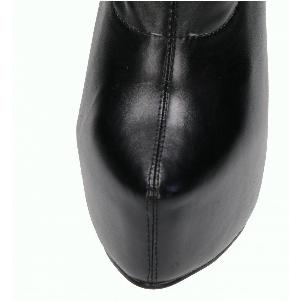 no doubt knee high heel stiletto