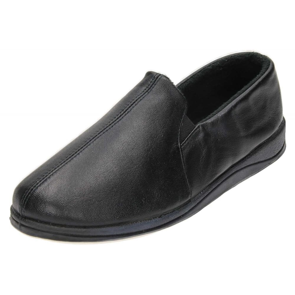 Wide Fitting Men S Leather Shoes