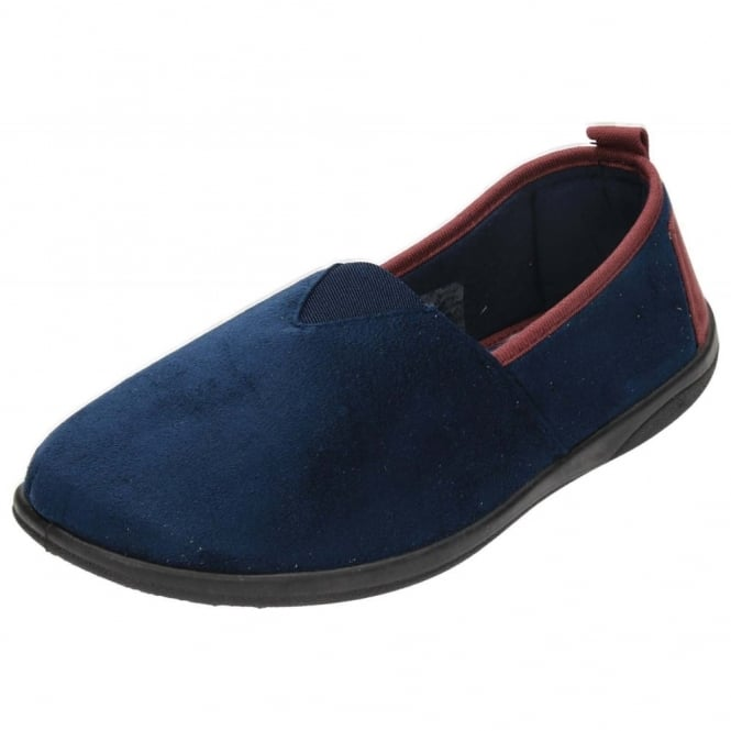Padders Blake G Wide Fitting Washable Full Slippers