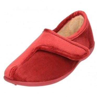 Slippers Memory Foam Insole Soft Warm Lining