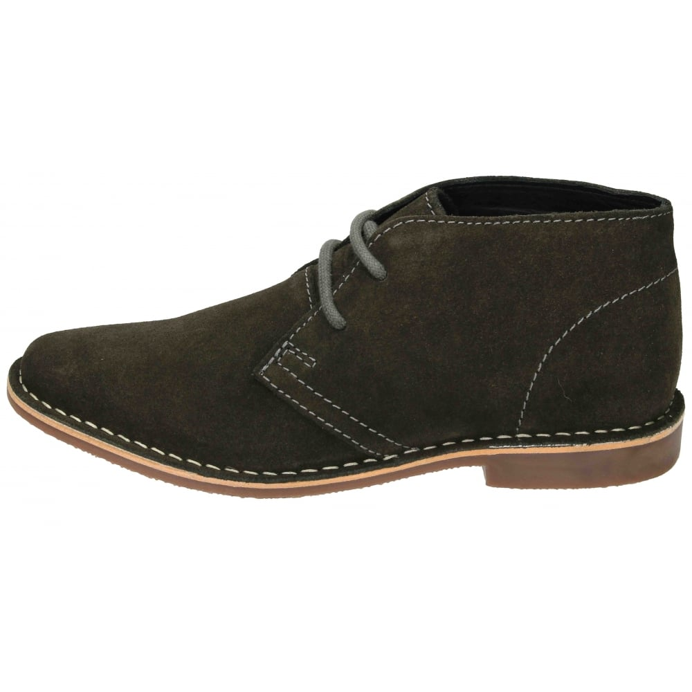 Sperry Mens Suede Shoes
