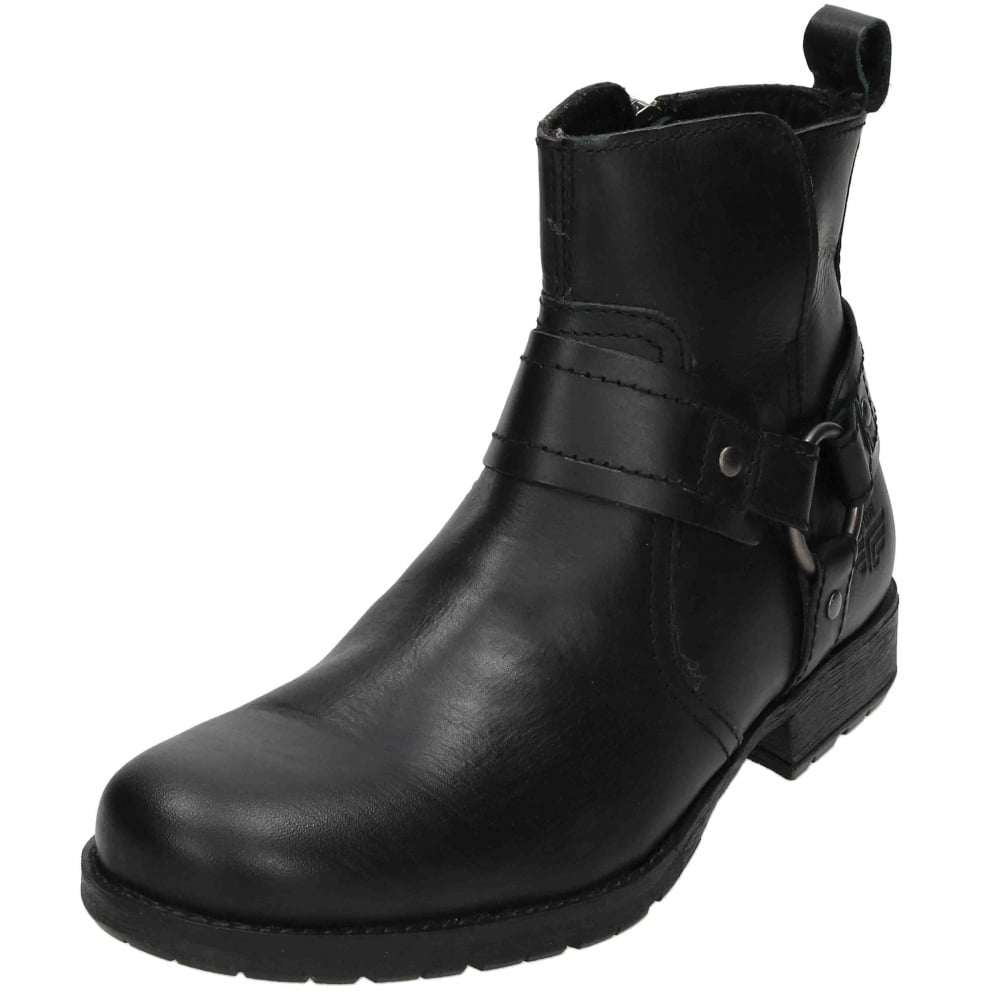 5b0e2b1c313aa Red Tape Real Leather Ankle Boots Biker Desert Military - Men s Footwear  from Jenny-Wren Footwear UK