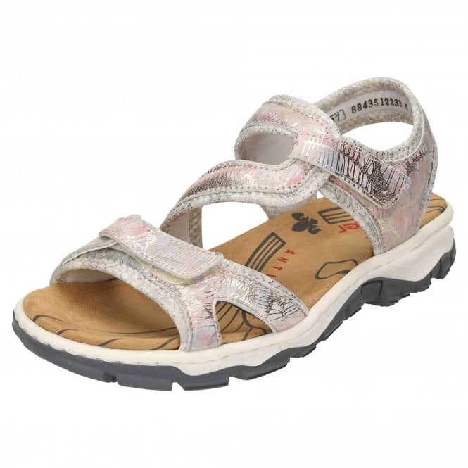 size 7 hot sale online best sale Slingback Leather Open Toe Sandals 68869-90