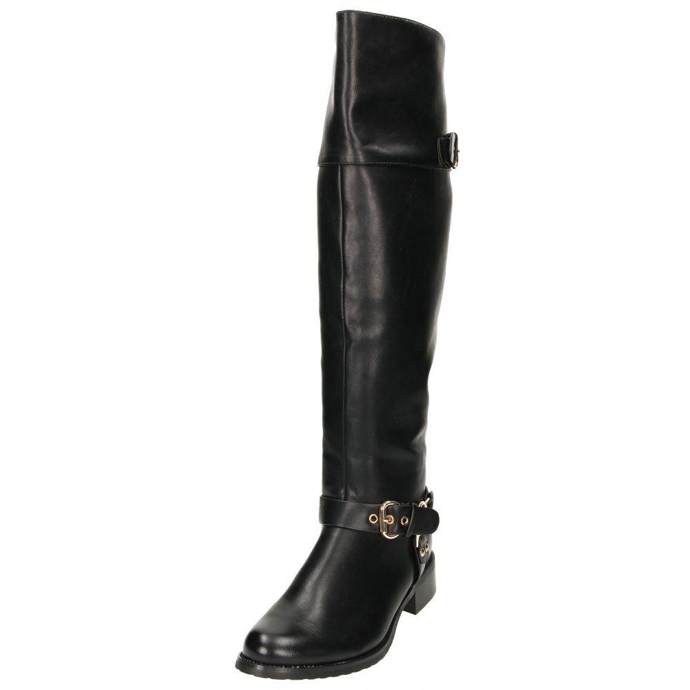 Knee High Riding Boots Style